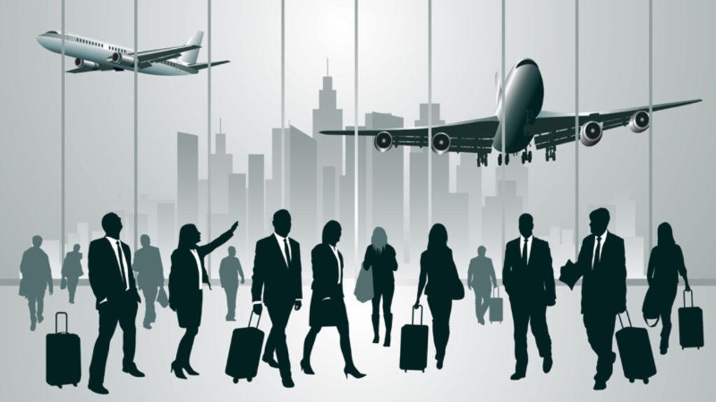 海外渡航 業務渡航