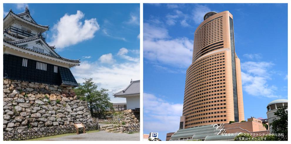 浜松城&アクトシティ市内観光